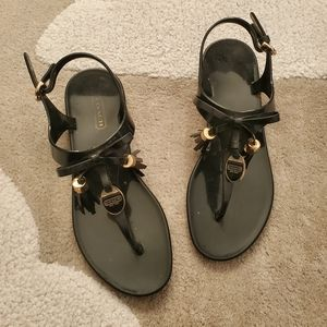 Coach Helma Jelly Sandals 5